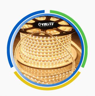 LED Dây màu vàng