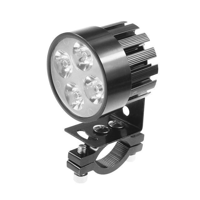 Đèn pha led xe máy giá rẻ thu hút ánh nhìn người dùng