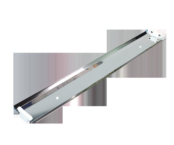 Bộ máng đèn led 1m2 T8 phản quang