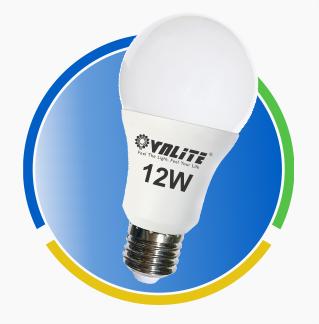 Đèn Led A Bulb 12W