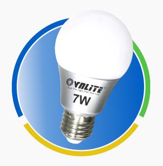 Đèn Led Bulb 7W