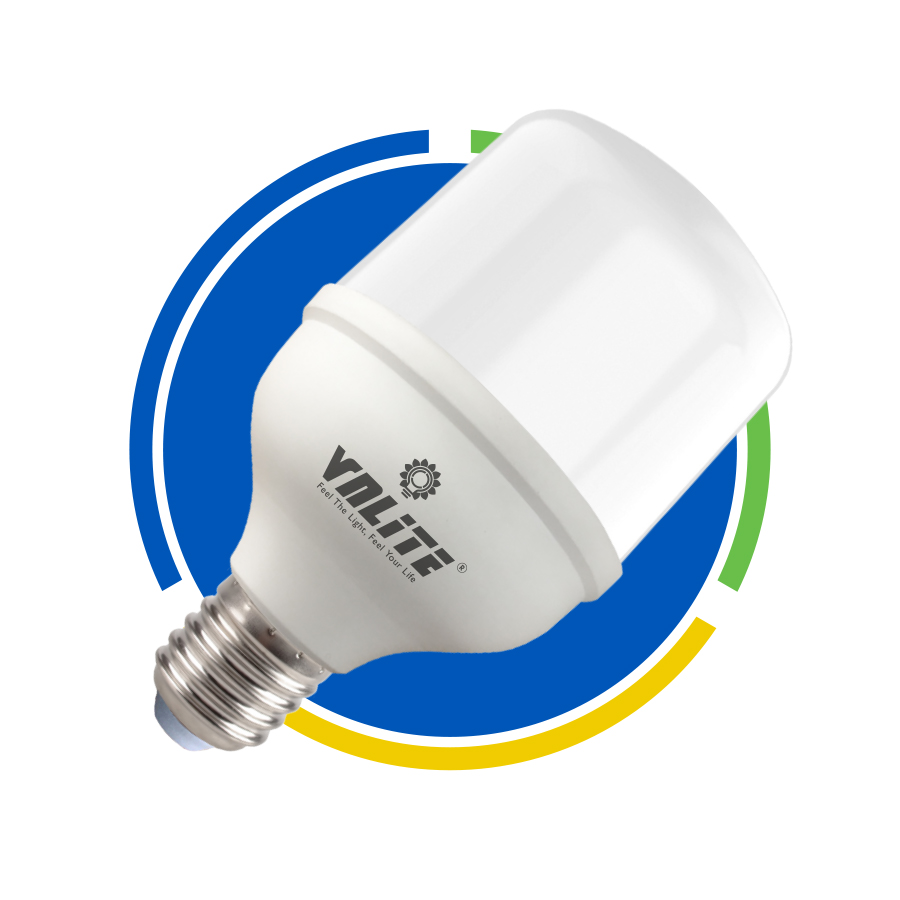 Đèn Led T Bulb Eco 38W