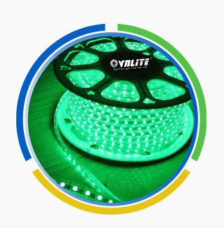 LED Dây màu xanh lá cây