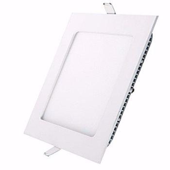 Lựa chọn đèn led ốp trần vuông cho các công trình xây dựng